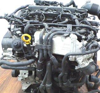 VW Golf Sportsvan Motorblok 1.6 TDI CRK