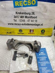 Audi A4 Remankerplaat Met Gleidingsbouten 4b0615125b