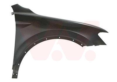 VW Tiguan scherm Rechts Spatscherm Nieuw 5NA821106 B