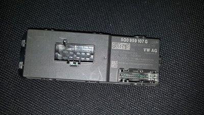 Regelapparaat voor achterklep 5Q0959107G 5Q0959107L