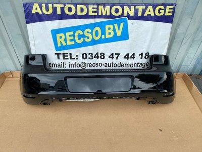 VW Golf 6 Achterbumper uni zwart 5K6807421