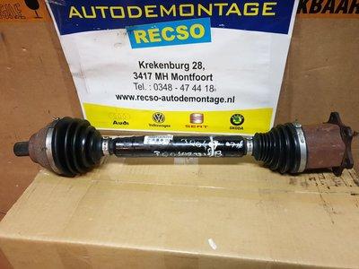 VW Arteon Passat Aandrijfas Rechts 3Q0407272BB 3Q0407762JX
