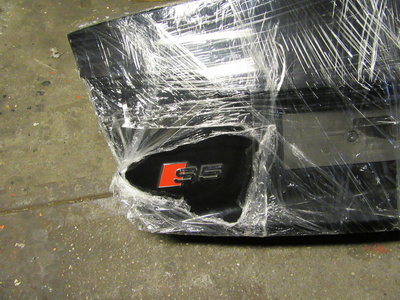 Audi A5 S5 Coupe Achterklep klep portier deur Zwart