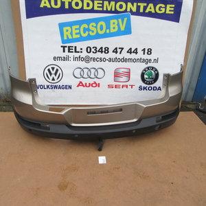 achterbumper Bumper VW Tiguan PDC Inpark beige LA1X