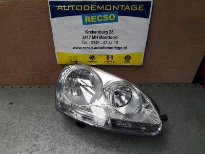 VW Golf 5 Jetta Koplamp rechts nieuw 1K6941006P 1K6941030P