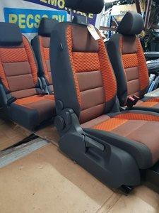 VW Touran 1T0 interieur set stoelen