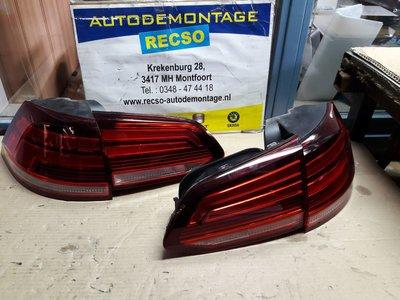 Golf 7 Variant Facelift Achterlichten 5G9945095F 5G9945096F