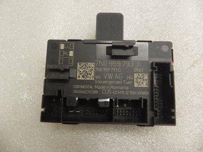 controller deur module 7N0959793J