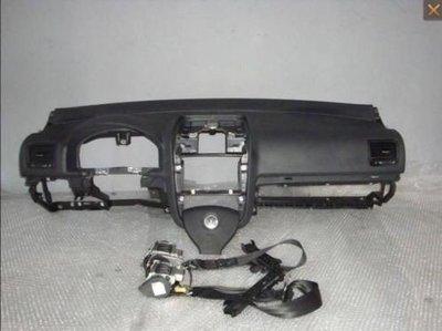 airbagset Golf 5 Jetta airbag airbags compleet set 3 deurs
