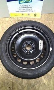 Reservewiel 1J0601027R 16 inch steek 5x100 195-50-16