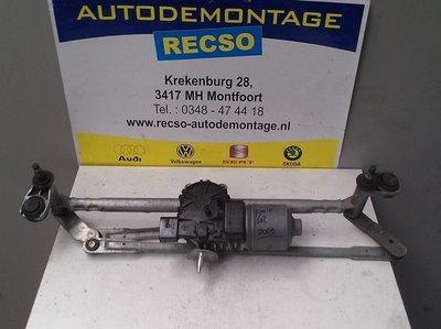 Ruitenwissermotor Ruitenwissermechaniek 6R Polo 6R1955119