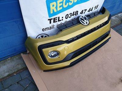 VW UP Facelift Voorbumper Grille Mistlampen L+R 1S0853665T LB1W