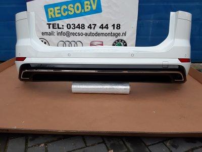 Achterbumper Touran R Line 5T 4X PDC LC9A