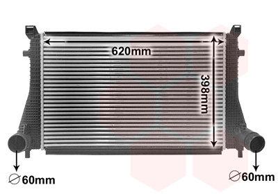 Golf 7 INTERCOOLER 2.0 TFSi  S3 5Q0145803R 5Q0145803S