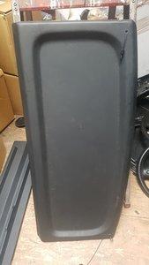 Polo 6R 6C Hoedenplank Leer Zwart 6R6867769B