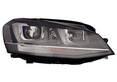 VW Volkswagen Golf 7 Koplamp Rechts XENON Led 5G1941754