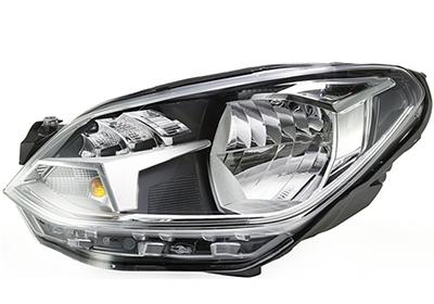 Vw Up Facelift 16+ koplamp Links Origineel Hella 1S1941015AA
