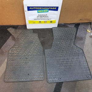 T4 Transporter Origineel rubber matten set