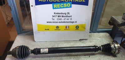 VW Beetle Aandrijfas Rechts 5C0407272AT 1.2 TSI