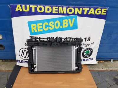 Golf 7 1.2 TSI 1.6 TDI koelerpakket met front