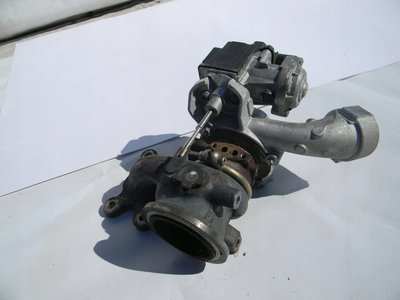 VW Polo 6C Turbo 04E145713B 04E145713Q 04E145721L