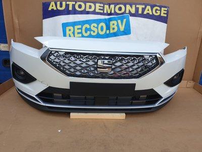 Seat Tarraco Voorbumper 6x pdc L0K1 5FJ853635A 5FJ853668D