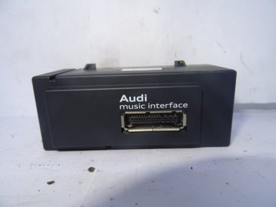 audi music interface 8v0035736