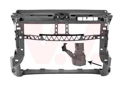 VW POLO 6R Voorfront Front 1.4T SI 6R0805588ÁC 6R0 805 588 AC