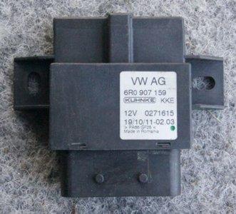 VW Polo 6R GTI brandstofpompregeleenheid 6R0907159